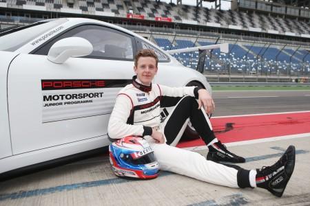 Porsche Motorsport Junior Programme, Lausitzring: Porsche 911 GT3 Cup, Dennis Olsen (N)