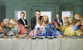 Ribalta-Last Supper
